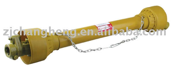 PTO Shaft with shear bolt clutch for Agricultural machine