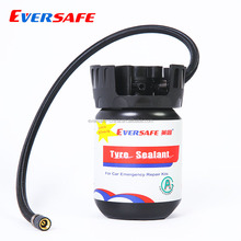 Tire Repair Tool Equipment Used And Trye Sealant And Inflator