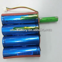 Lithium Battery Pack 12v 12ah 38120 12V 10Ah Cylindrical LiFepo4 Power Battery Pack For Solar system,EV,E-bike,UPS