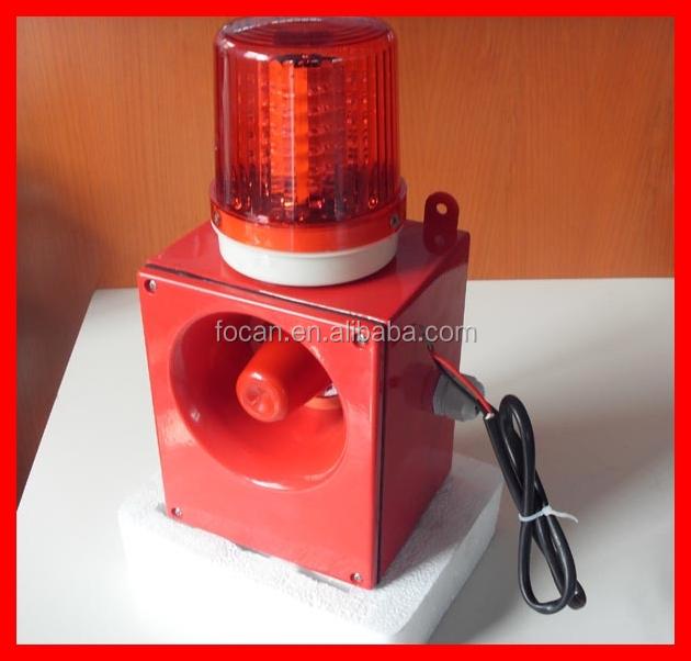 Outdoor Siren Speaker With Led Strobe Light 120v   Buy Outdoor Siren  Speaker With Led Strobe Light 120v,Outdoor Siren Speaker 120v,Led Strobe  Light 120v ...