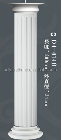 High quality polyurethane moulding PU lightweight column