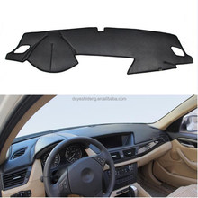 PU Leather car dashboard cover for custom car model