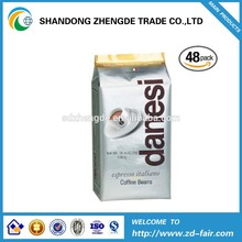 Aluminum Foil Packaging Bag Coffee Ground Bag / Side gusset Coffee Bag / Coffee Beans Bag
