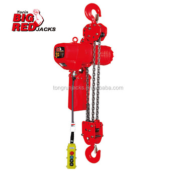 3 Ton Electric Chain Hoist TRC9E0301B
