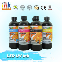 Hot new product Inkjet ink for Epson DX5 DX7 print-head printer,uv inkjet printer ink
