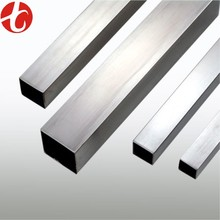 Factory Price Stainless Steel Hollow Rectangular / Square Tube for food or decorate