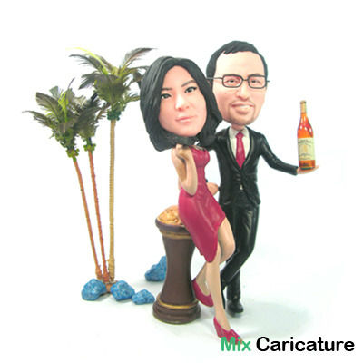 3D Caricature dolls