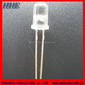 3mm round type light emitting diode LED brightness 9000mcd RoHs approval