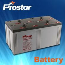 2V 3000AH Lead Acid Gel Battery China Manufacturer