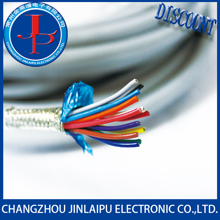 Changzhou JLP UTP/FTP 4/6/8 cores alarm cable from Shenzhen ADP with high performance