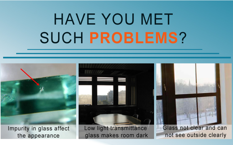 China Manufacturer 4mm 5mm 6mm 8mm 10mm 12mm 15mm 19mm Ultra Clear / Low Iron Float Tempered Glass / Extra Clear Toughened Glass