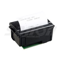 58mm 2 inch CSN-A3 USB/RS232/TTL Front panel micro thermal printer for taxi meter