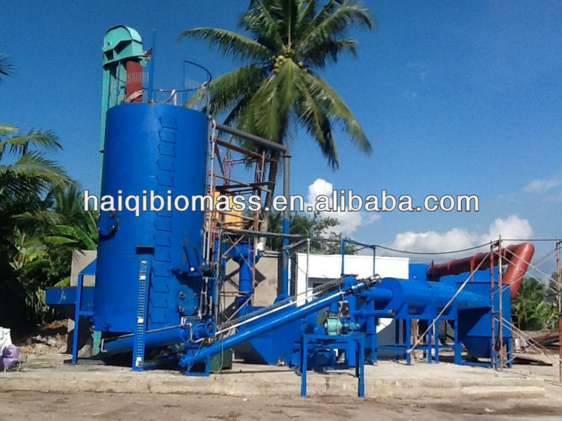 Wood Gasifier For dryer , boiler, rolling mill furnace, copper reverberatory furnace, crucible furnace, industrial boilers