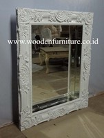 European Style Home Furniture Antique Mirror