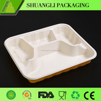Plastic seal lunch box