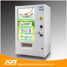 Durable using low price automatic drink vending machine