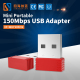 COMFAST CF-WU710N V2 Mini USB WiFi 150mbps Wireless Adapt/Mini WiFi Adapter for iphone