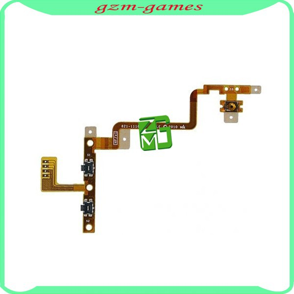 Volume button switch flex cable For iPod touch 4 spare parts