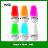 YGH-377 jigsaw puzzle lamp,Hand touch,rechargeable and light color changeable