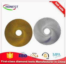 Circular Saw Blade For Cutting Stainless Steel