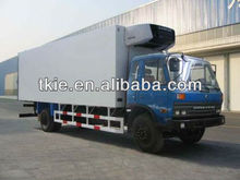 Advanced Dongfeng 153 refrigerated freeze truck