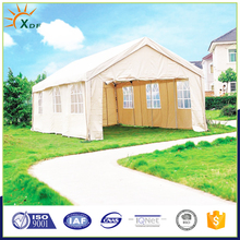 Wholesale 5mx10m white garage, portable two car shelter,house style