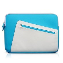 13 inch Fashion Waterproof Neoprene Cushion Protective Sleeve for Apple iPad Mini Tablet PC computer cover