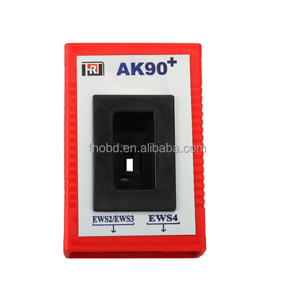 Best Quality 2015 Professional Auto AK90 Key Programmer AK90 plus for all B-MW EWS Newest Version V3.19 hot promotion