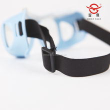 side-protective lead glasses