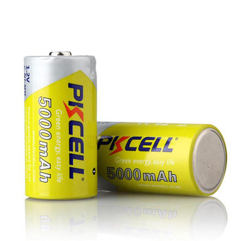 High quality ni-mh c size 1.2v rechargeable battery