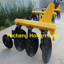 Farm machine one way disc plough agricultural equipment furrow plough for tractors