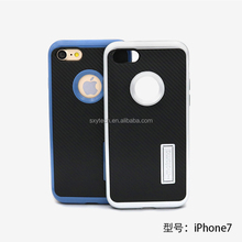 china phone case manufacturer tpu phone case phone case mobile with kickstand for iphone6/iphone7