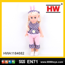 New product 14inch girl sweet fashion doll
