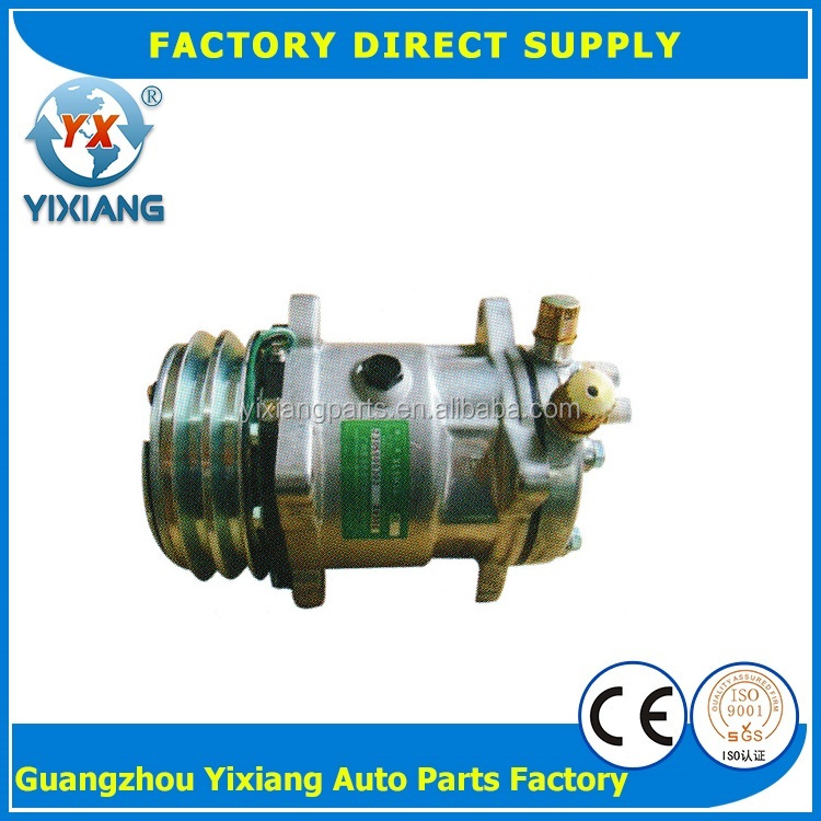Wholesale Factory 2GV 132MM Clutch Auto Aircon 24V 5H14 Sanden 508 R12 Compressor