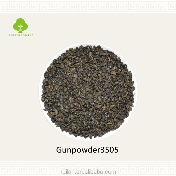 China A grade healthy organic gunpowder tea 9317