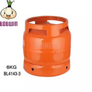 6kg gas cylinder lpg cylinder with cheap price for Nigeria market