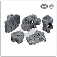 ISO custom precision pressure aluminum die casting machinery part