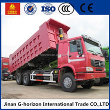 5 TON -15 TON China HOWO tipper howo dump truck price