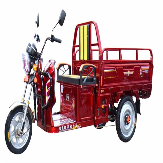 60V 650W newest economic and practical cargo electric tricycle