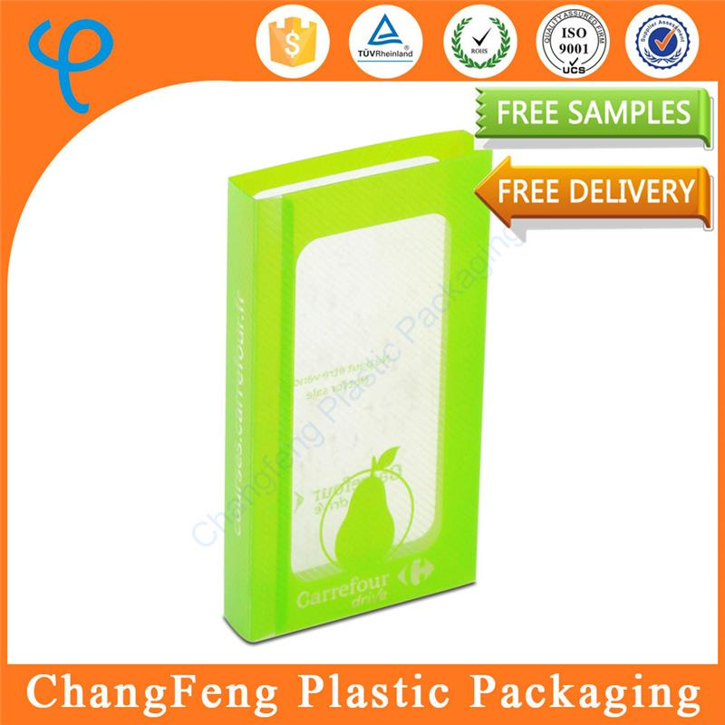 Environmental PP Plastic Custom Box Packaging Phone Case