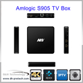 2015 Newest TV Box Amlogic S905 Android5.1 octa Core TV Box new android set top box quad core amlogic