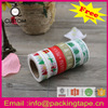 2016 hot sale deco & DIY high quality color washi tape with high quality
