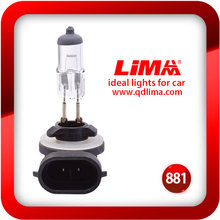 881 Car bulbs 12v 27w halogen lamps Auto Lighting Accessory