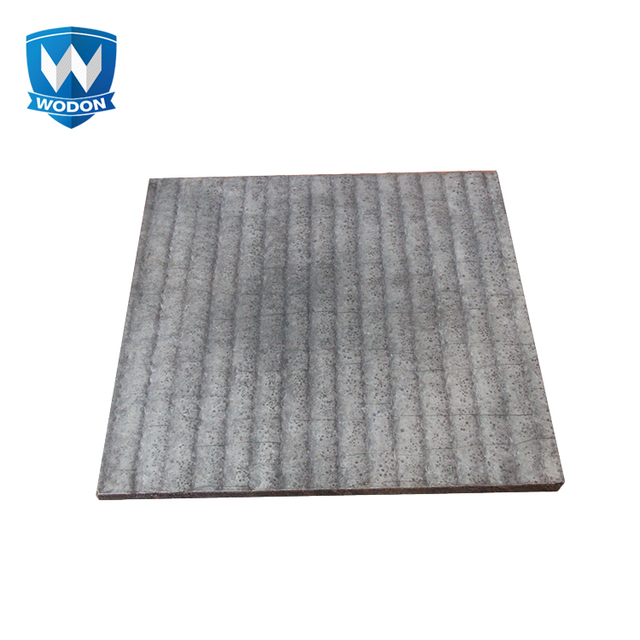 HRC58-63 hard face bimetallic welding alloy plate