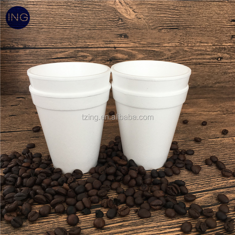 8oz Quality Disposable Foam Cup