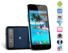 "100% original unlocked ZTE V960 mobile phone 4.3"" Android 2.3 TFT 3G wcdma 512MB HOT SELLING PHONE"
