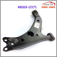 OE 48069-12171 CONTROL ARM TOYOTA COROLLA 96-2002 BALL JOINT LOWER DRIVER SIDE WITH BALL JOINT