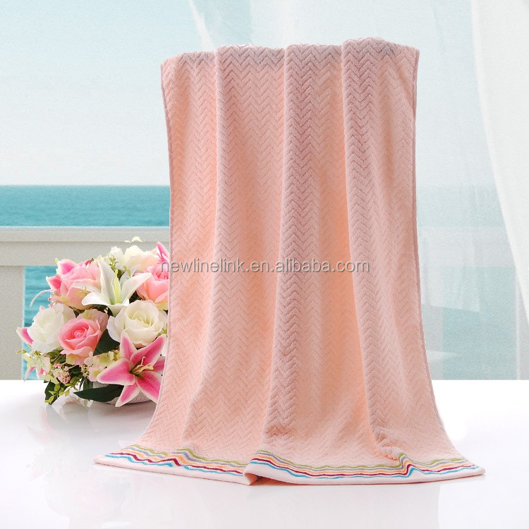 Buy wholesale direct from china jacquard beach towel