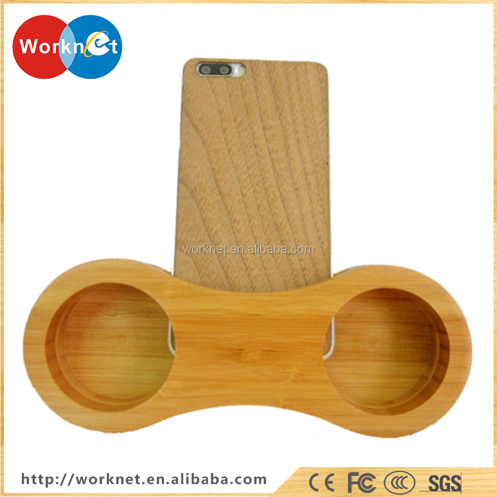 China factory cheap price bamboo speaker amplifier holder,bamboo amplifier speaker for mobile phone,mobile phone accessories