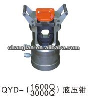 QYF-1600Q hydraulic crimping tools for cable lugs